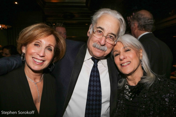 Carol Scibelli, Richard Winkler, Jamie deRoy