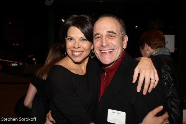 Jill Abramovitz & Adam Heller