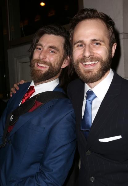 Jethro Skinner and Matt Harrington