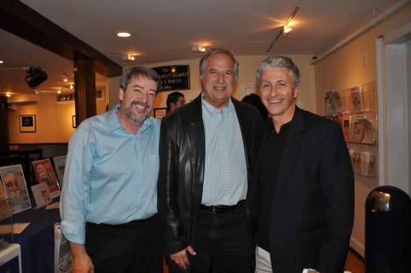 Gary Hygom, Stewart F. Lane, Joe Minutello Photo