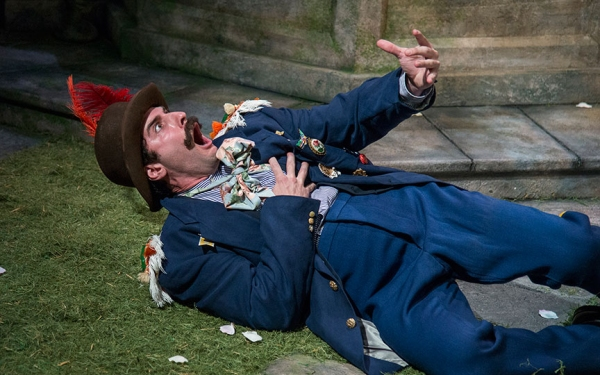 Photo Flash: First Look at The Old Globe's MUCH ADO ABOUT NOTHING