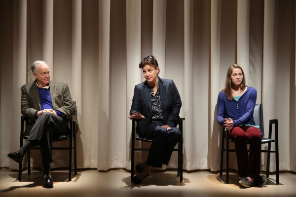 Photo Flash: First Look at Amelia Campbell, Margaret Colin, Francois Battiste and More in MTC's TAKING CARE OF BABY