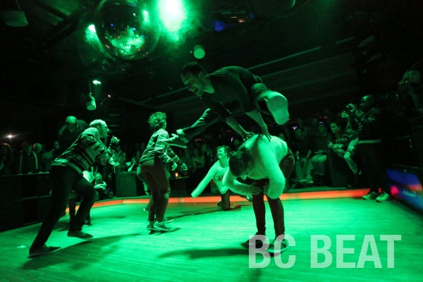 Photo Flash: Broadway Choreographers Showcased at 2013 BC BEAT