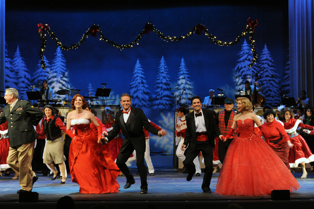 IRVING BERLIN'S WHITE CHRISTMAS Set for San Diego Musical Theatre, 12/12-22