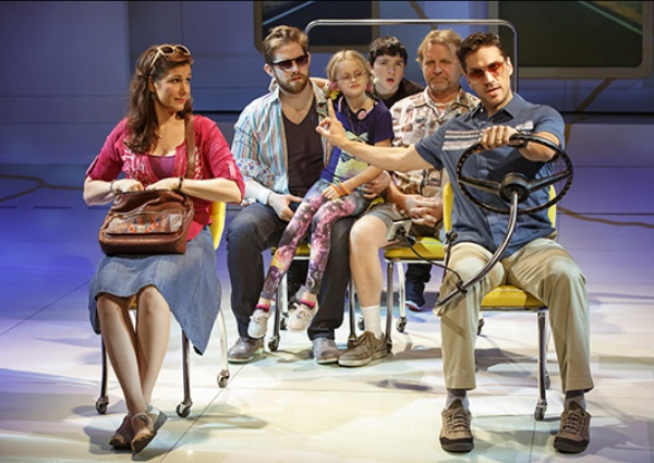 BWW Exclusive Interview: LITTLE MISS SUNSHINE's Rory O'Malley