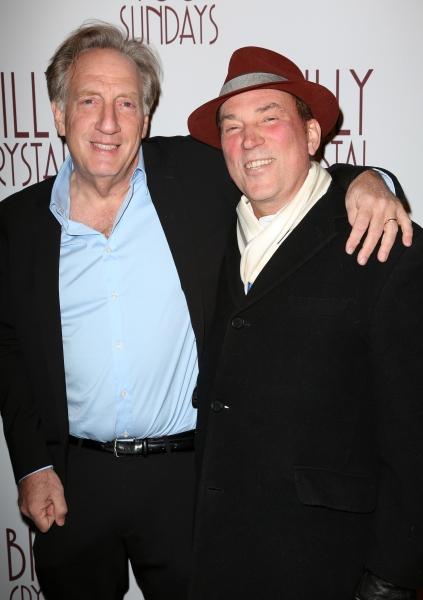 Alan Zweibel and Des McAnuff