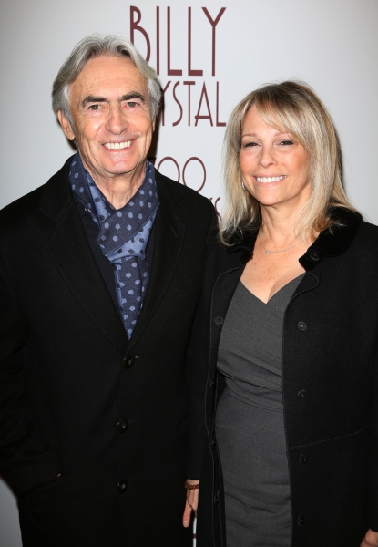 David Steinberg and Robyn Steinberg