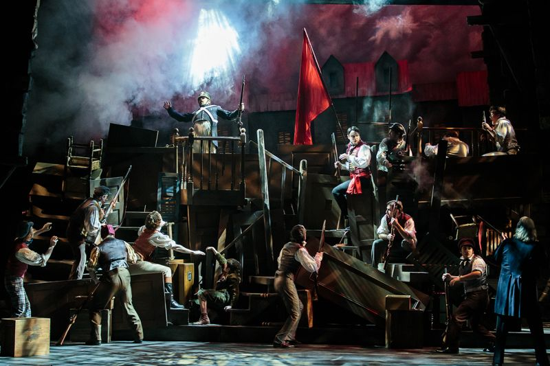 BWW Reviews: How Village's LES MISERABLES Made Me Remember Why I Love This Show