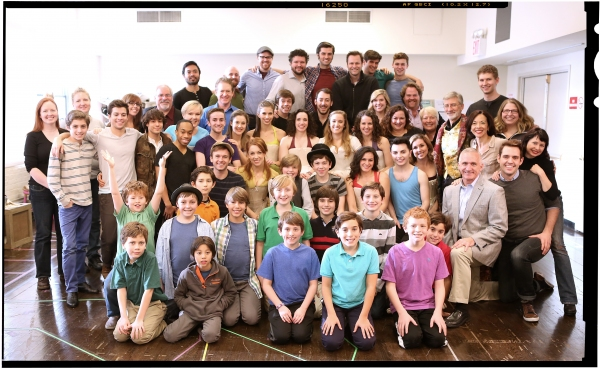 FREEZE FRAME: Meet the Company of Paper Mill Playhouse's OLIVER!