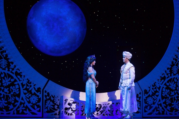 Photo Flash: It's a Whole New World in Toronto! First Look at Broadway-Bound ALADDIN