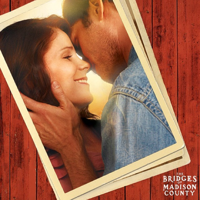 THE BRIDGES OF MADISON COUNTY Round-Up! New Social Media Images & Video Footage