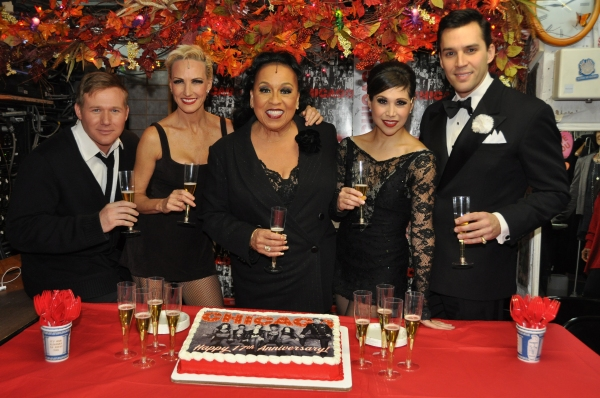 Jason Patrick Sands, Amra-Faye Wright, Roz Ryan, Bianca Marroquin and Ryan Silverman