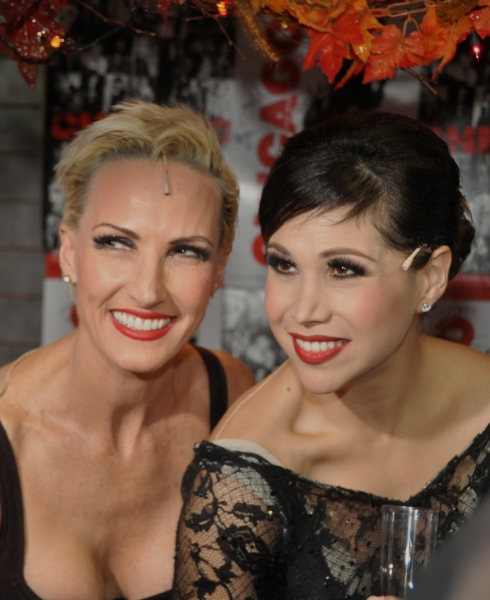 Photo Coverage: Bianca Marroquin, Amra-Faye Wright & CHICAGO Cast Celebrate 17 Years on Broadway!