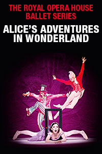 FLASH FRIDAY: Down The Rabbit Hole With ALICE'S ADVENTURES IN WONDERLAND