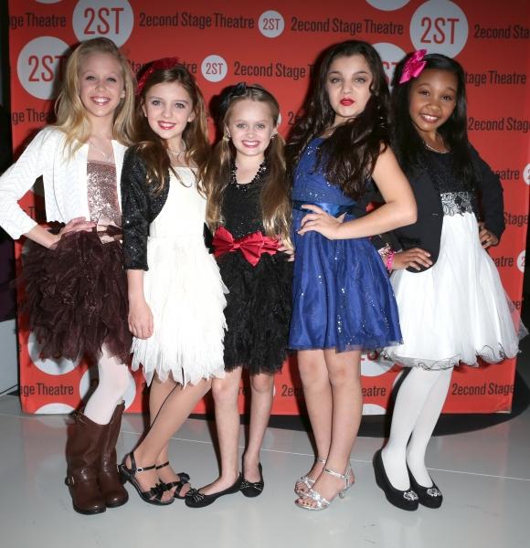 Miranda McKeon, Alivia Clark, Hannah Nordberg, Victoria Dennis and Leonay Shepherd  Photo