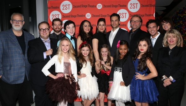 Photo Coverage: Second Stage's LITTLE MISS SUNSHINE Celebrates Opening Night!