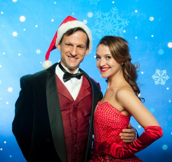 Photo Flash: First Look at Surflight Theatre's WHITE CHRISTMAS, 11/29-12/22