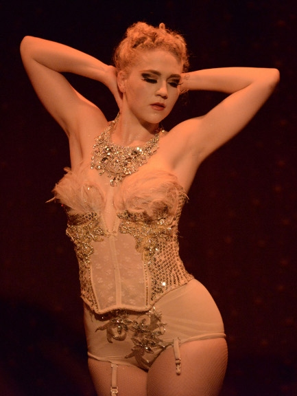 Photo Flash: First Look at Company XIV's NUTCRACKER ROUGE