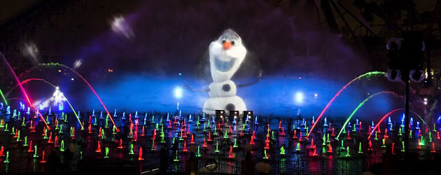 Idina Menzel, Josh Gad & Heather Headley Featured In New Disney WINTER DREAMS Spectacular