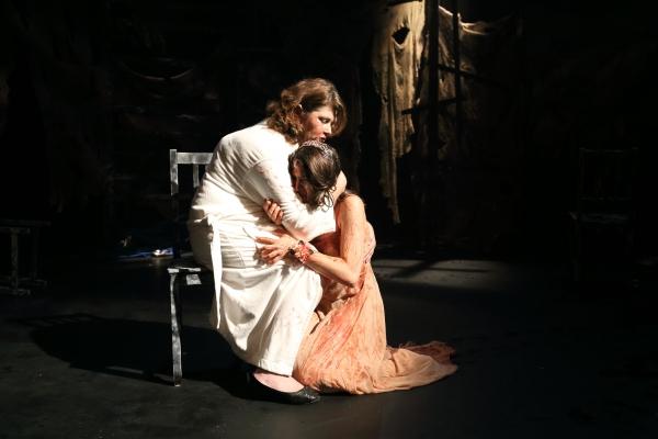 Margi de Ferranti and Hilary Cole Photo