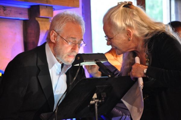 Brent Spiner and Ellen Geer Photo