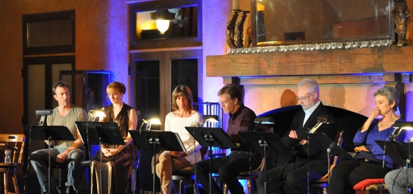 Aaron Hendry, Willow Geer, Wendie Malick, William H. Macy, Brent Spiner and Melora Marshall
