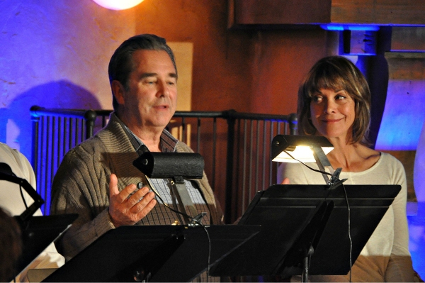 Beau Bridges and Wendie Malick
