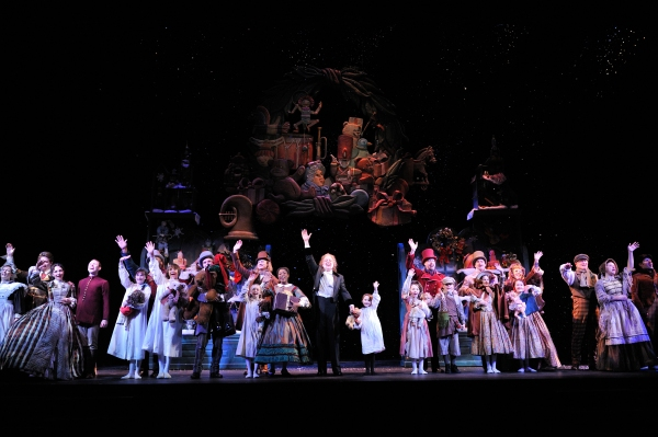 Great Lakes Theater rings in the holiday season with its 25th anniversary production of Charles Dickens'' holiday classic A CHRISTMAS CAROL at the Ohio Theatre, PlayhouseSquare.