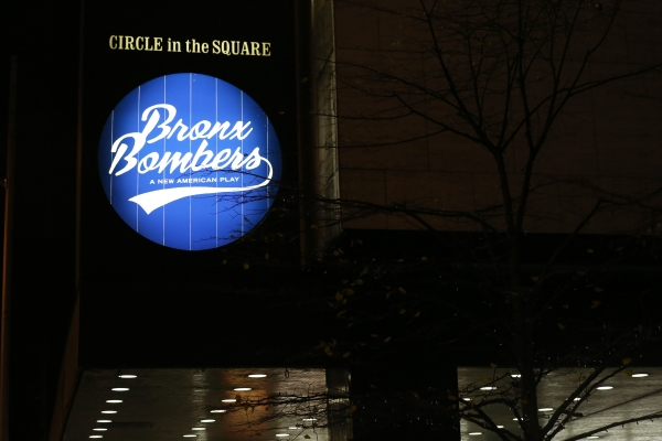 Up on the Marquee: BRONX BOMBERS