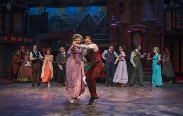 Photo Flash: First Look at A CHRISTMAS CAROL: THE MUSICAL at Theatre at the Center