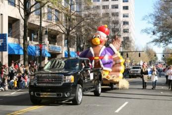 Cory the Clown to Appear in Novant Health Thanksgiving Day Parade!