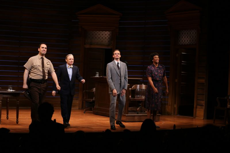 BWW Flashback: A TIME TO KILL, Adapted from John Grisham's Novel, Closes on Broadway