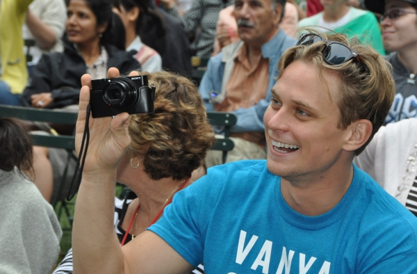 InDepth InterView: Billy Magnussen Talks Reserved For Rondee UK Gigs, INTO THE WOODS Movie, VANYA, 50 SHADES & More