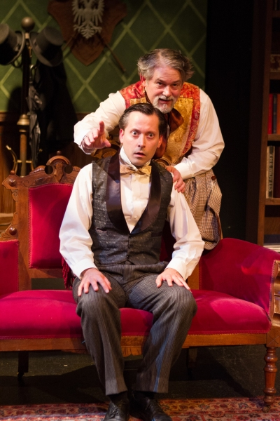 BWW Reviews: Charles Dickens Meets Lewis Carroll in A PERFECT LIKENESS at the Fremont Centre Theatre