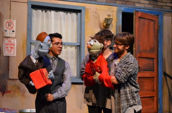BWW Reviews: HSPVA's AVENUE Q (SCHOOL EDITION) Showcases Promising Young Talent