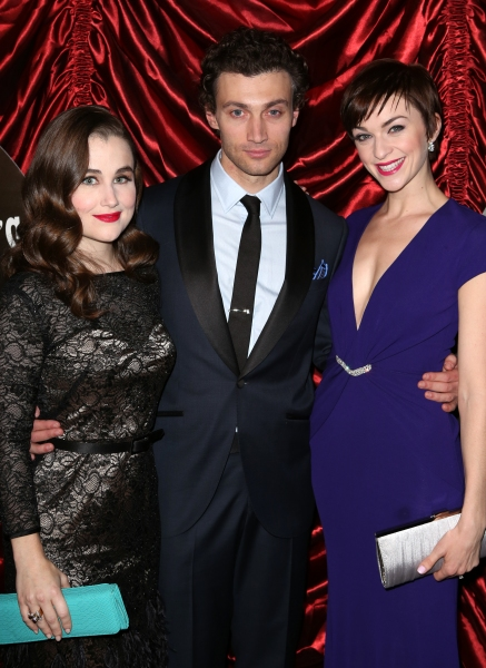Photo Coverage: Jefferson Mays, Bryce Pinkham and A GENTLEMAN'S GUIDE TO LOVE AND MURDER Cast Celebrate Opening Night