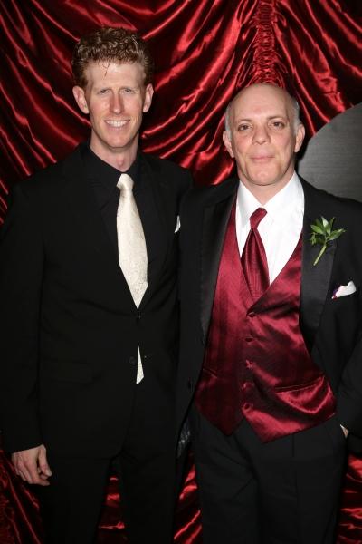 Mark Ledbetter and Eddie Korbich