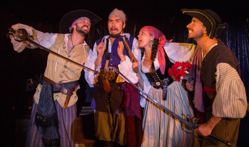 BWW JR: The Greatest Pirate Story Never Told!