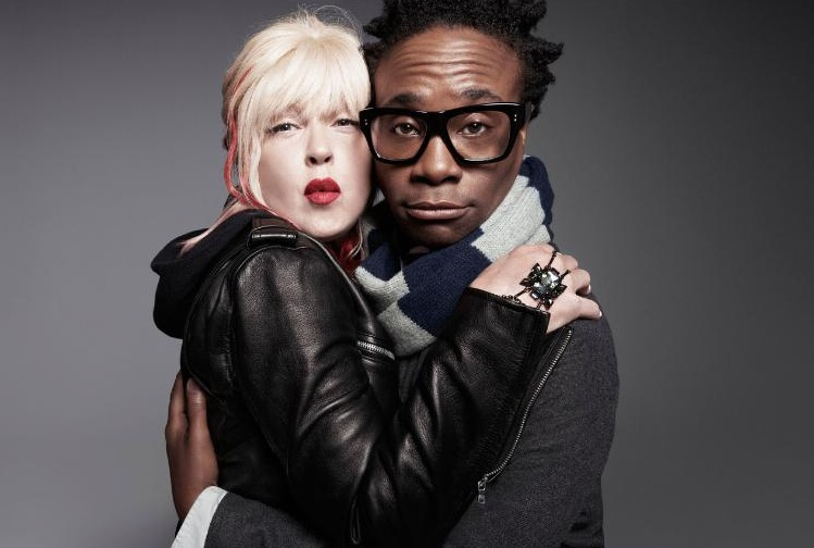Kinky boots 39 cyndi lauper billy porter featured in gaps for Kinky boots cyndi lauper