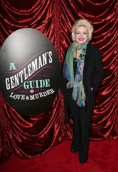 Photo Coverage: Inside Theatre Arrivals for A GENTLEMAN'S GUIDE TO LOVE AND MURDER