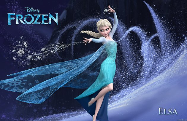 First Listen To Idina Menzel's 'Let It Go' From Disney's FROZEN