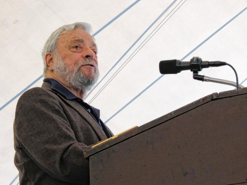 Stephen Sondheim, Paul Simon & Michael Chabon Set For Roundtable