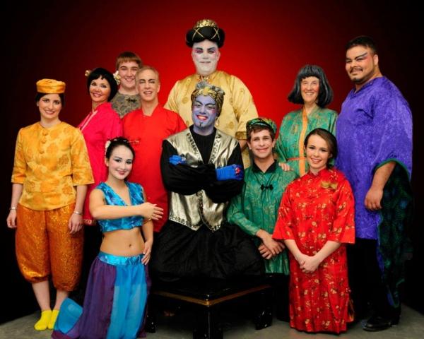 Photo Flash: Meet the Cast of Bergen County Players' ALADDIN