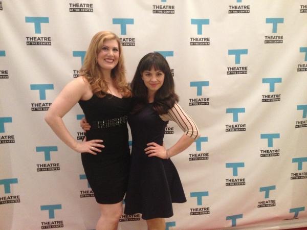 Shelley Crawford and Megan Long