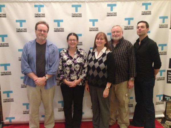 William Underwood, Diane Hansen, Jean Hoffman, Randy Glancy and Ethan Deppe Photo