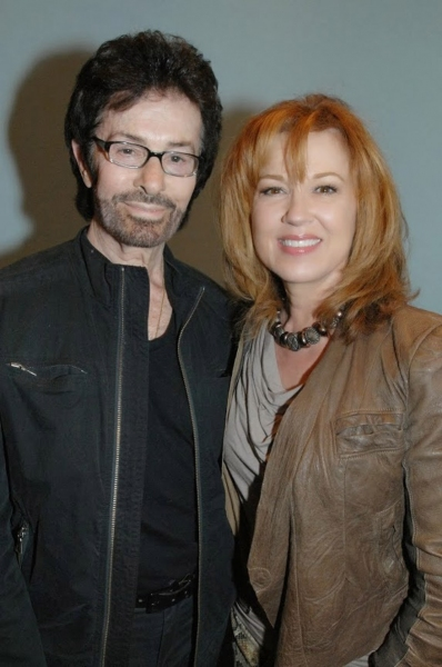 George Chakiris and Lee Purcell