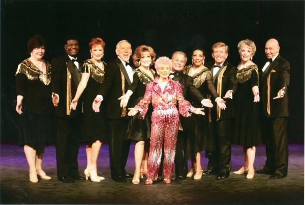 Michelle Gillette, Larry Covin, Kit Smythe, Dominick Morra, Susie McIver Ewing, Pink  Photo