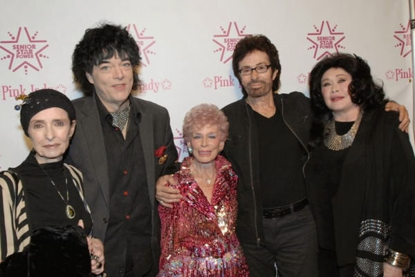 Margaret O''Brien, Randal Malone, The Pink Lady, George Chakiris and Barbara Van Orden