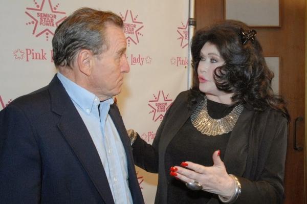 Jerry Mathers and Barbara Van Orden Photo