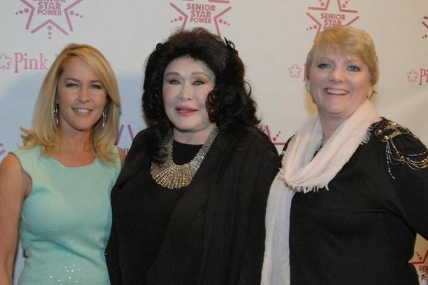 Erin Murphy, Barbara Van Orden and Alison Arngrim